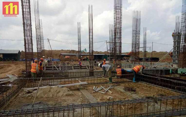 Cập Nhật Tiến Độ Công Trình Mahang – Dung Quất Ngày 27/09/2019