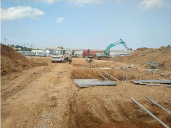 Cập nhật tiến độ công trình Perennial Cable – Giai đoạn 3  ngày 6/4/2020