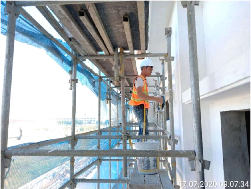 Cập Nhật Tiến Độ Công Trình Perennial Cable Giai Đoạn 3 Ngày 17/07/2020