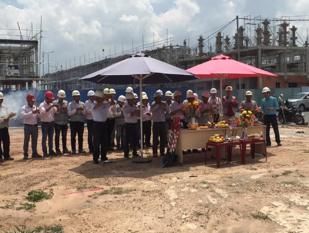 Lễ Khởi Công Dự Án Sun Casa Central Phase 1B.2