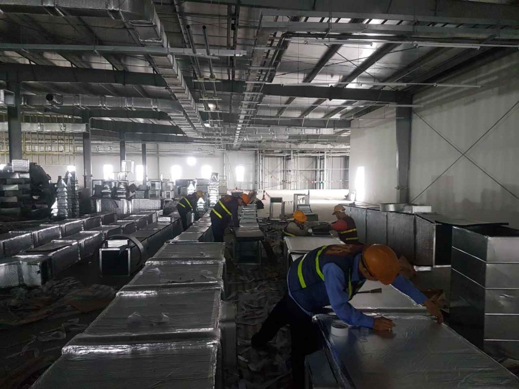 Update Construction Progress Of Best Pacific Project – Phase 2 On February 17, 2019