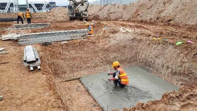 Update Construction Progress Of BW Project – Phase 3 On Jul 19, 2019