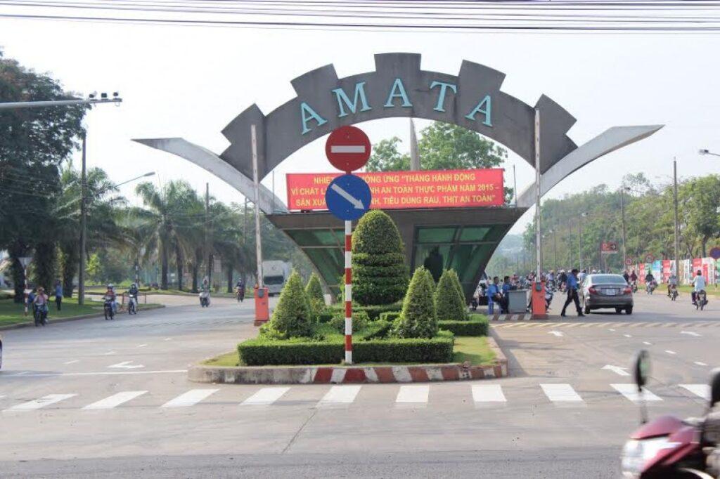 XÂY DỰNG HẠ TẦNG KỸ THUẬT KCN AMATA - GIAI ĐOẠN IIIA
