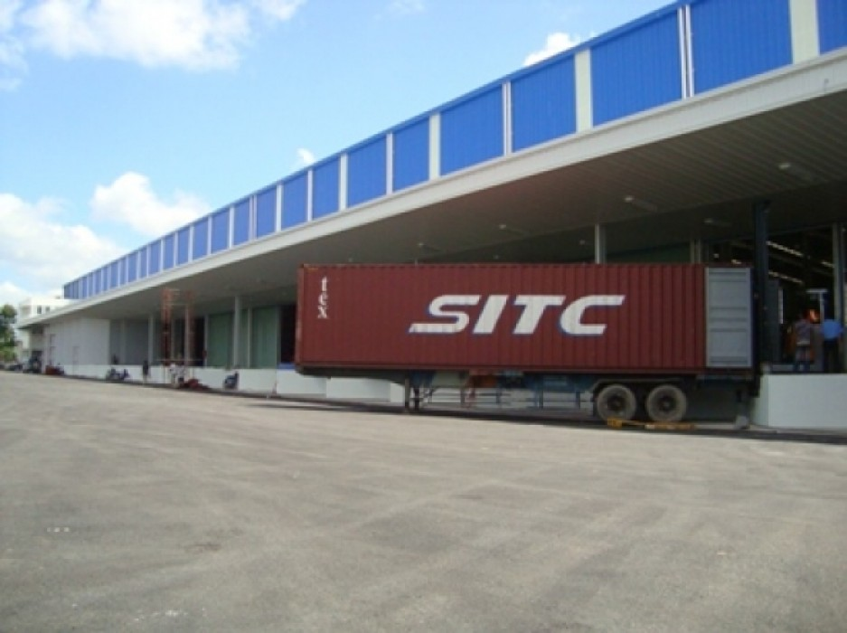 KHO HÀNG J1B - LOGISTICS CENTER