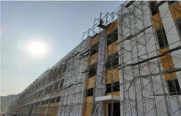 Cập nhật tiến độ công trình Mahang – Dung Quất Ngày 14/04/2020