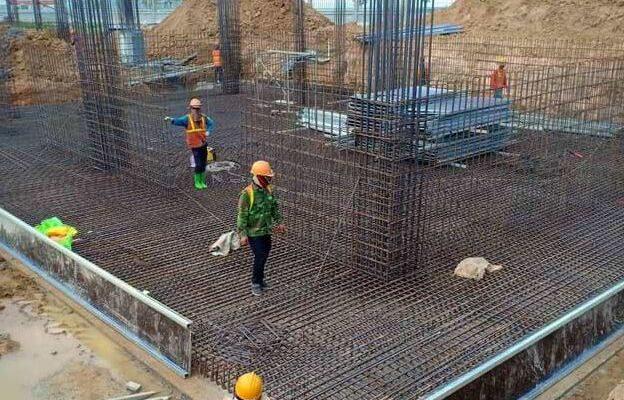 Update construction progress of Mahang project – Dung Quat on September 16, 2019