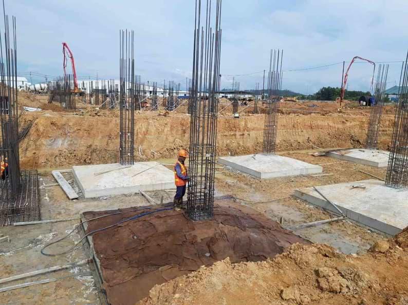 Cập Nhật Tiến Độ Công Trình Mahang – Dung Quất Ngày 28/08/2019