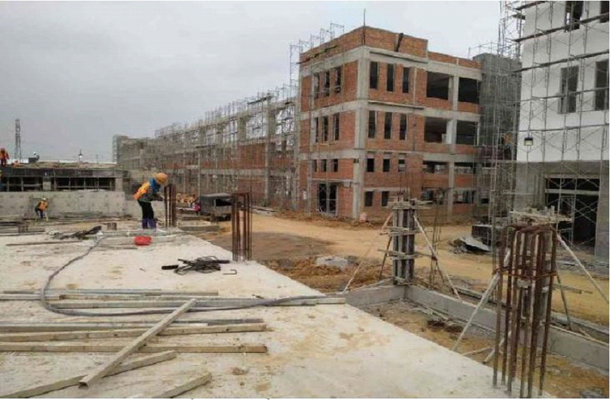Update Construction Progress Of Mahang Project – Dung Quat On March 12, 2020