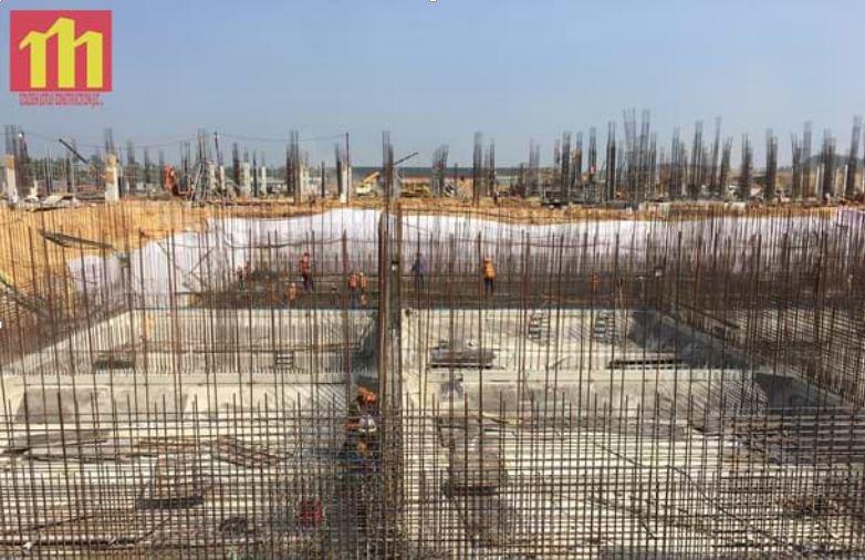 Cập nhật tiến độ công trình Mahang – Dung Quất ngày 19/10/2019
