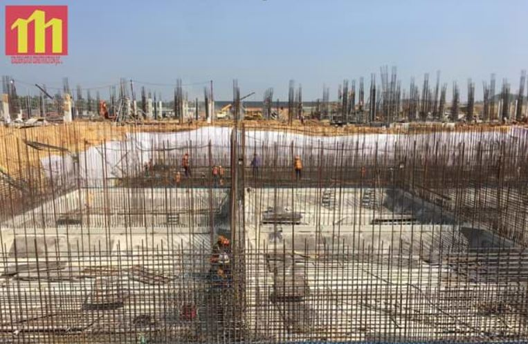 Cập nhật tiến độ công trình Mahang – Dung Quất ngày 04/10/2019