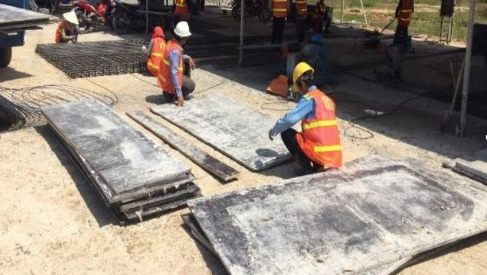 Update Construction Progress Of BW Project – Phase 3 On July 09, 2019