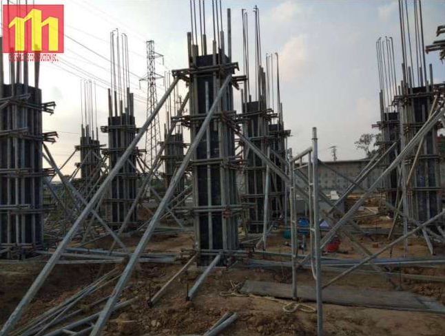 Cập nhật tiến độ công trình Xindadong Textiles – Dung Quất ngày 04/10/2019