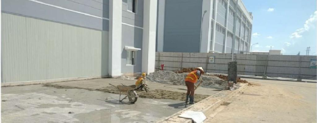 Cập nhật tiến độ công trình Perennial Cable Giai đoạn 2B ngày 16/09/2020