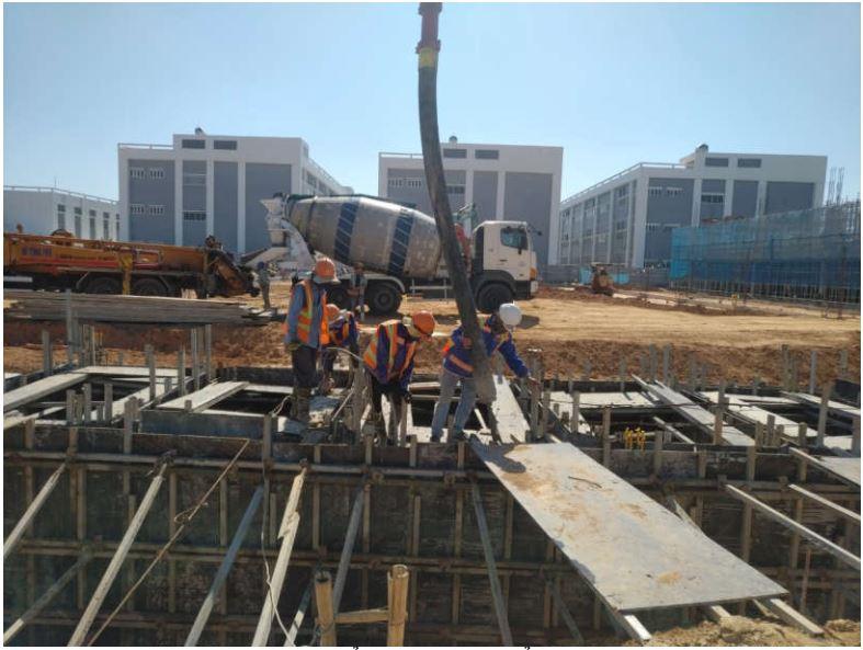 Cập nhật tiến độ công trình Perennial Cable – Giai đoạn 3 ngày 5/5/2020