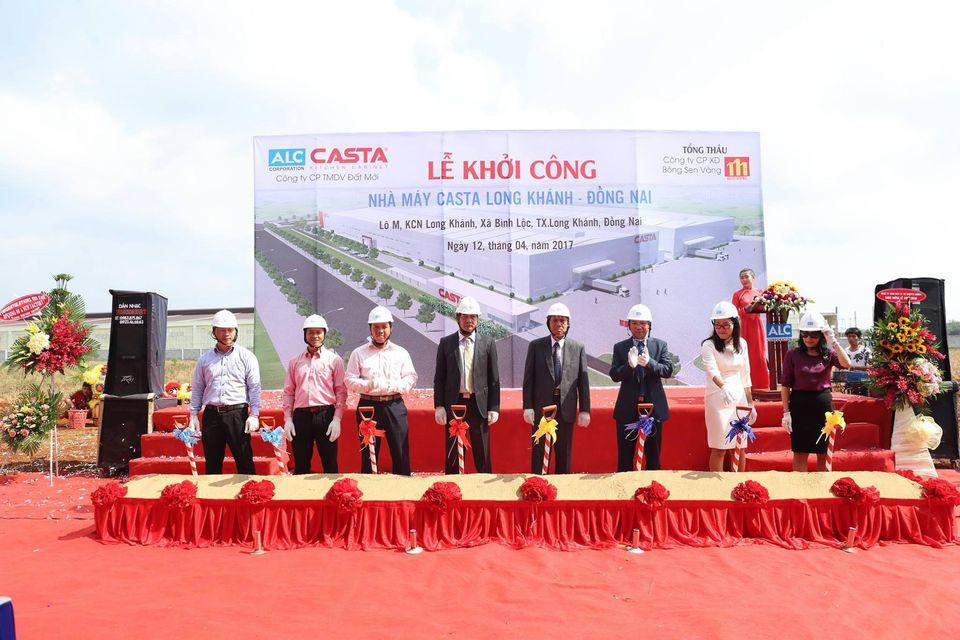CÔNG TY CASTA - ALC