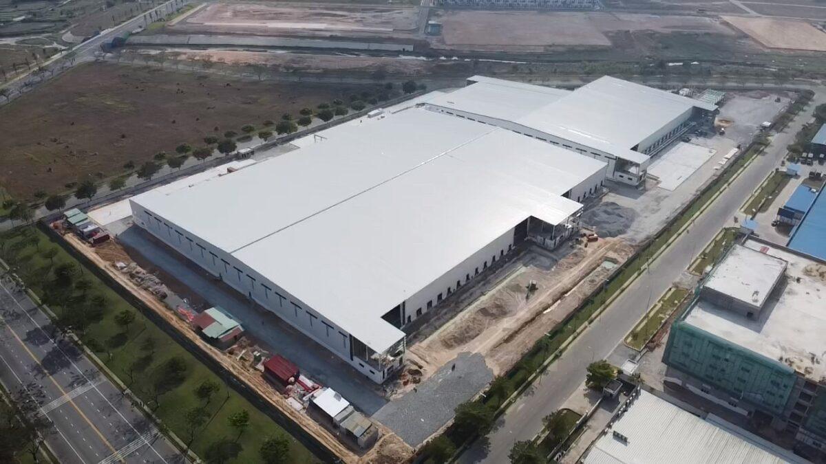 Xu hướng phát triển bất động sản công nghiệp 2021